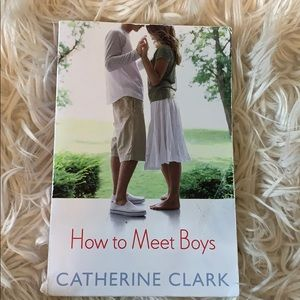 How to Meet Boys book